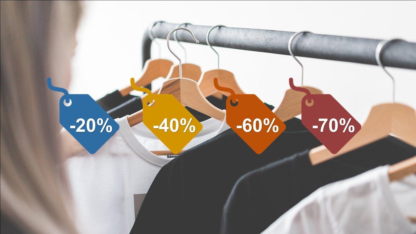 Le vrai prix des soldes la face cach e des prix au rabais - Le comptoir des familles soldes ...