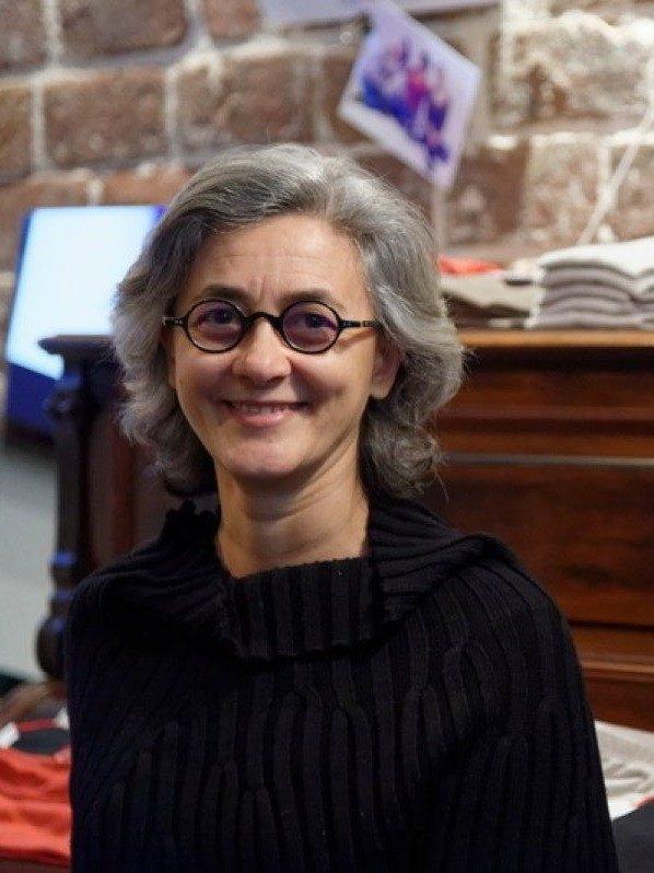 Lucia Della Putta - fondatrice de DanceFiber