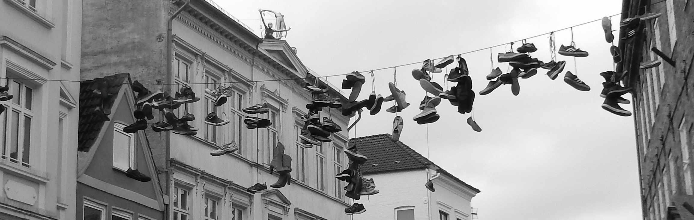 sneakers strange