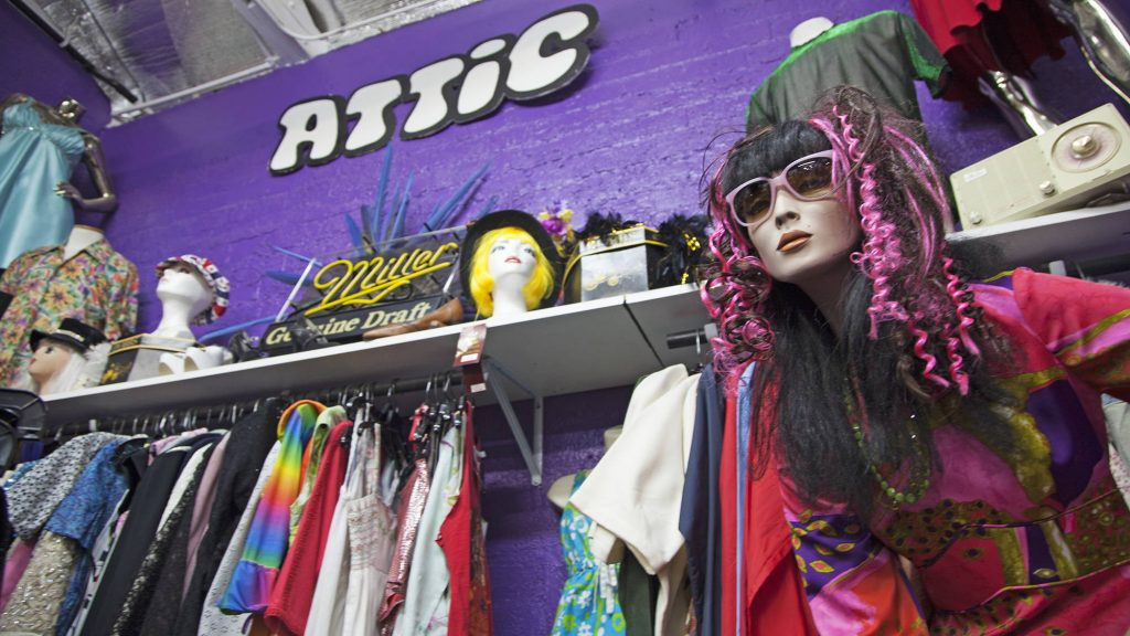 The Attic Vintage Clothing