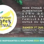 Affiche everyday Heroes Festival