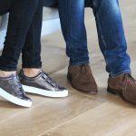 JULES & JENN Basket scratch et desert boots