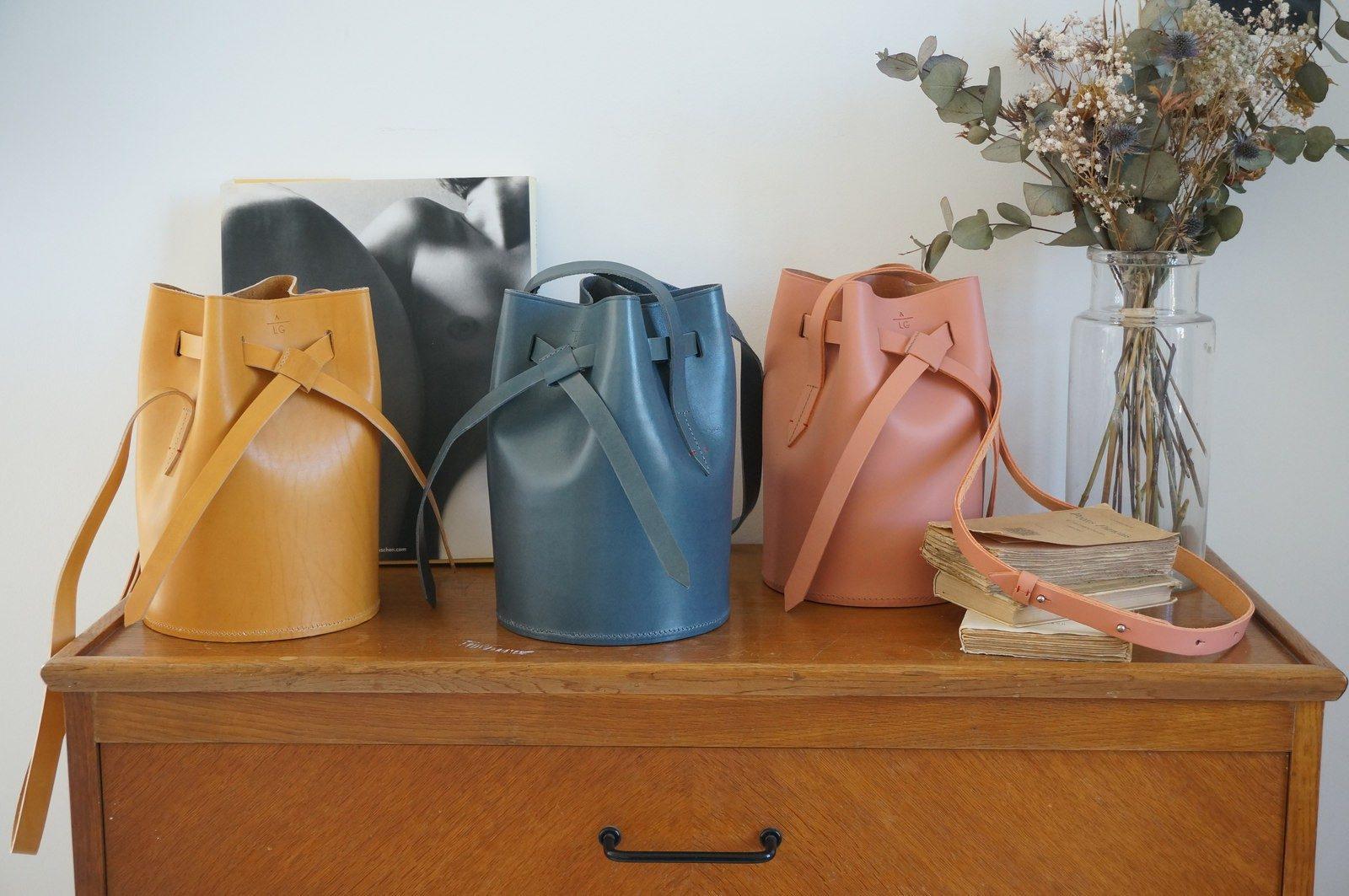 glaneur 3 petits sacs page boutique