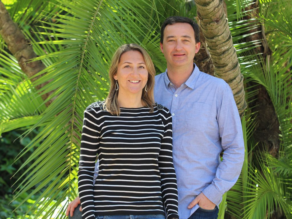 portrait fondateurs Jules et Jenn