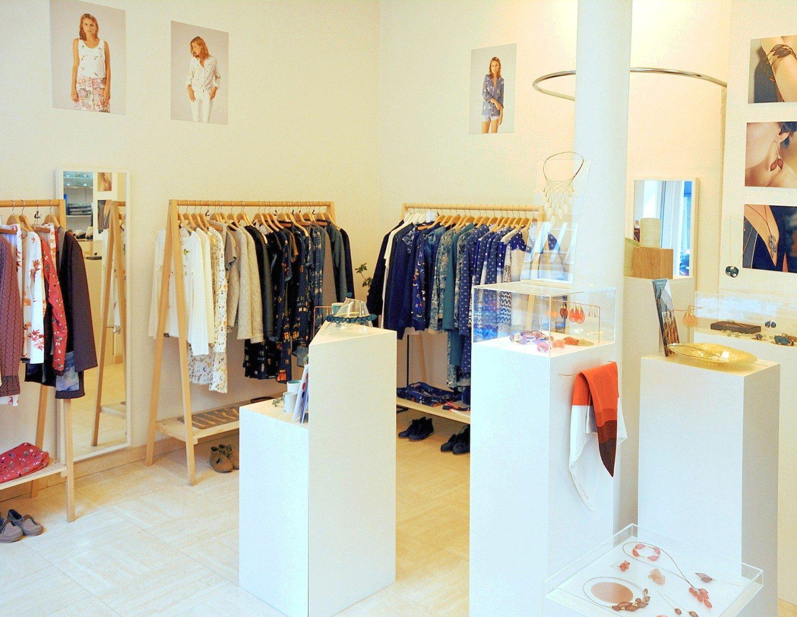 boutique bleu tango