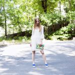 Look : Summer in love - part 3 : Le blanc se rebelle