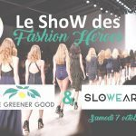 Le show des Fashion Heroes