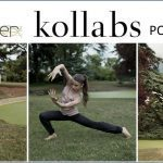 Dancfiber flyer pop-up Kollabs studio