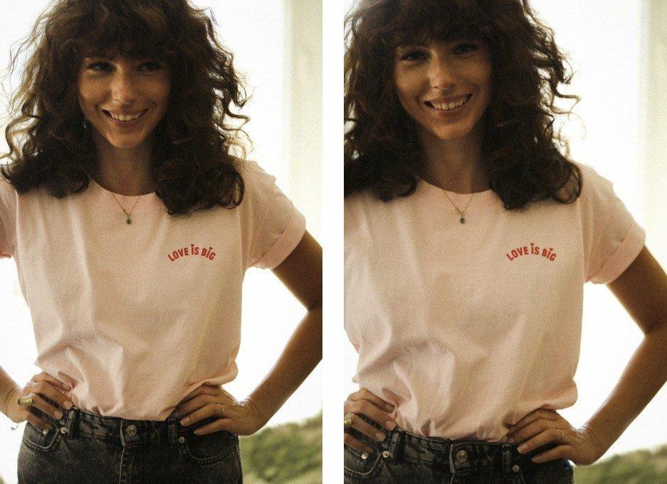 T-shirt eco-responsable-Patine