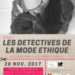 Les detectives de la mode ethique