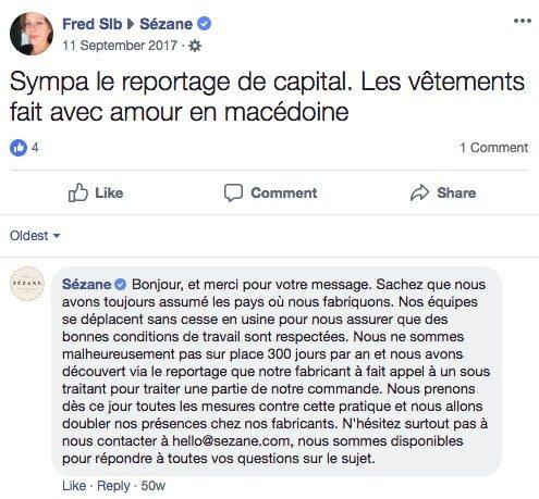 Sandro Maje Claudie Pierlot Les marques francaises milieu de gamme a la traine sur l ethique