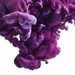Le Violet, couleur de l'année 2018