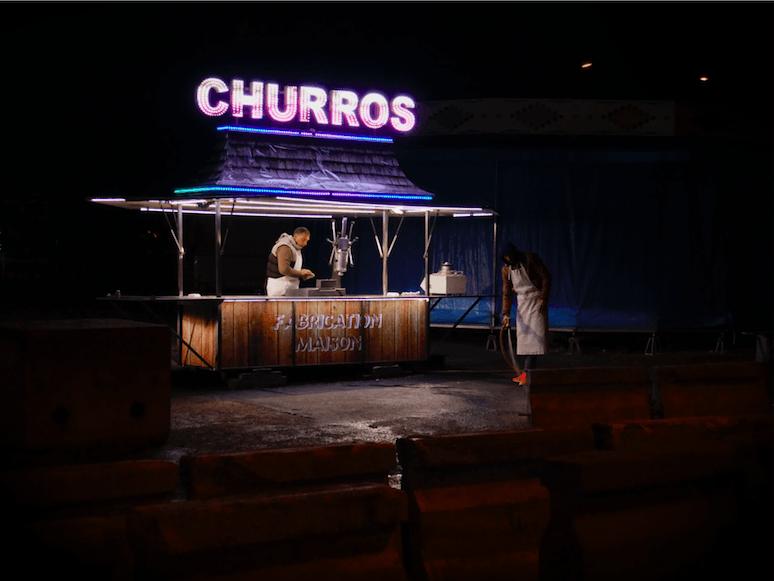 Churros, une des photos réalisées par Carline
