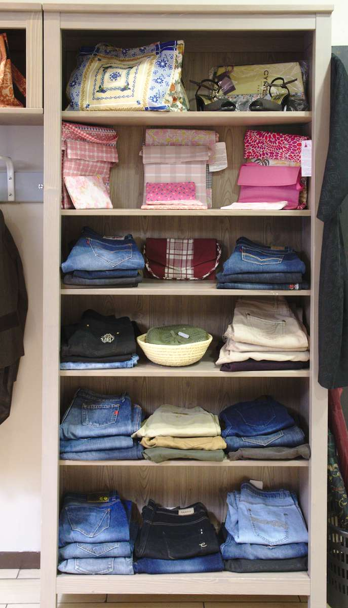 La Friperie Solidaire - SloWeAre jeans