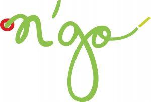 Logo NGO sans la phrase - Vert fond blanc