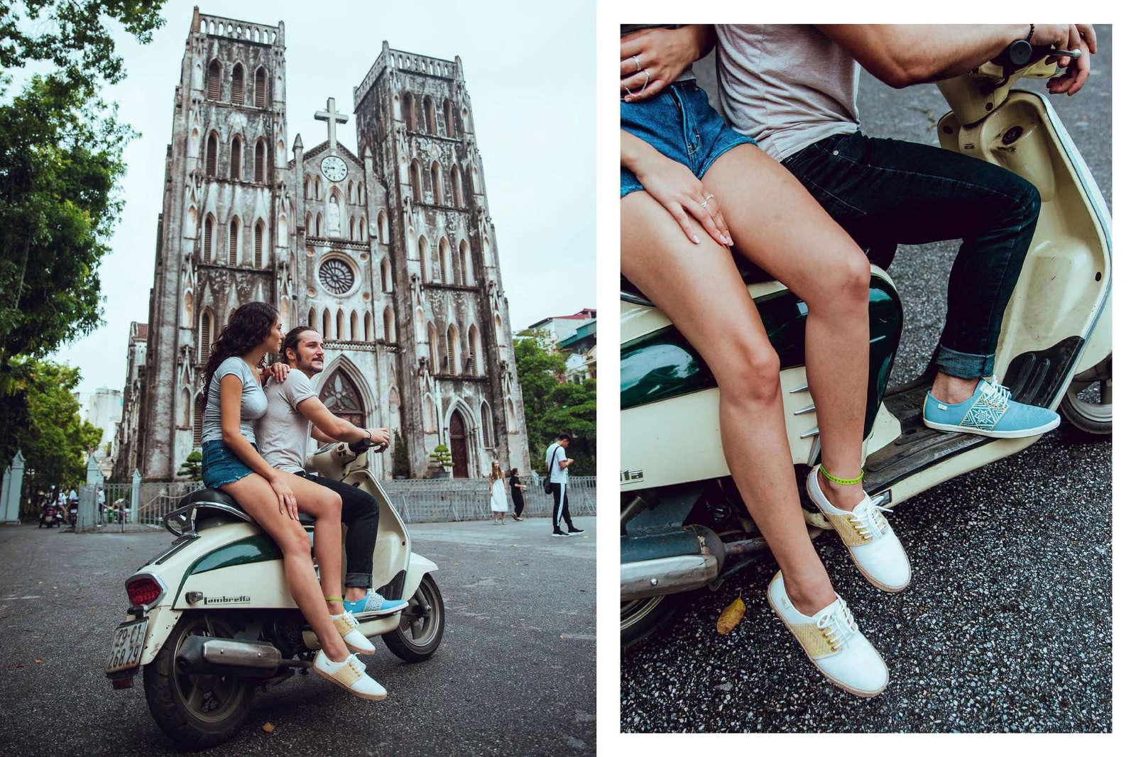 NGO Shoes - baskets - Vietnam - 12