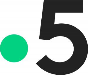 Logo France 5 - 2018