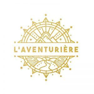 Logo L'Aventurière polychrome