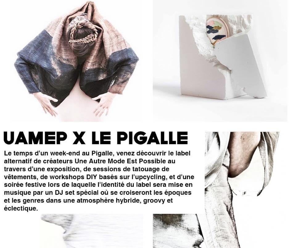 UAMEP LE PIGALLE