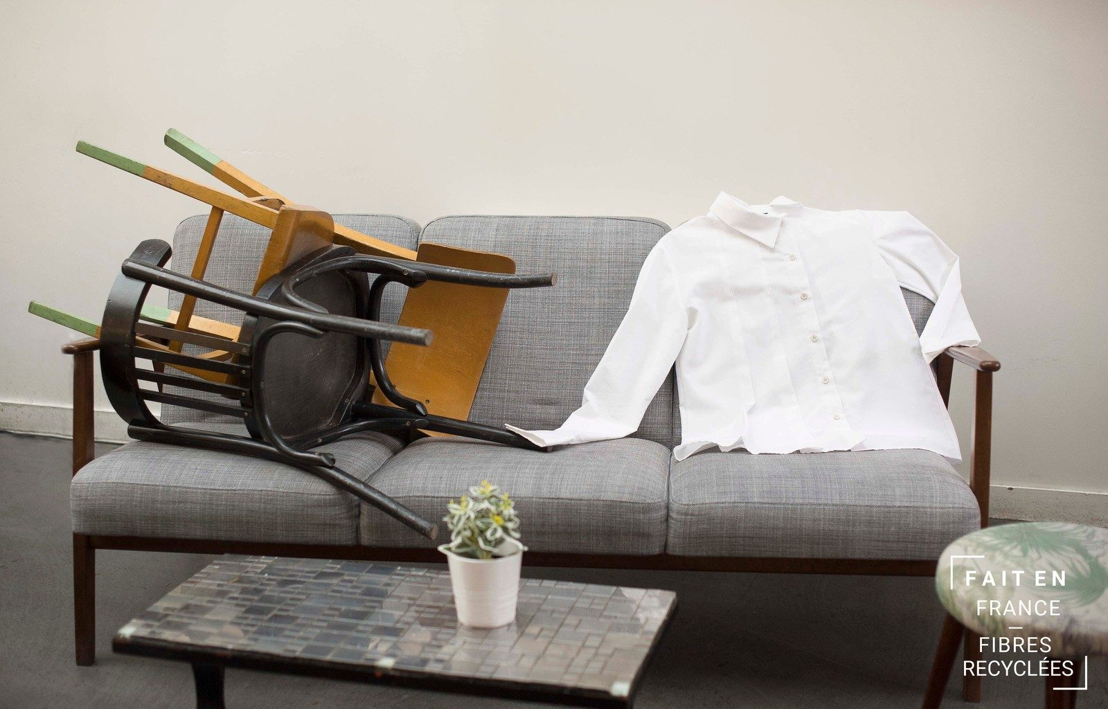WYLDE - Les Essentiels - naturemorte chemise blanche 2
