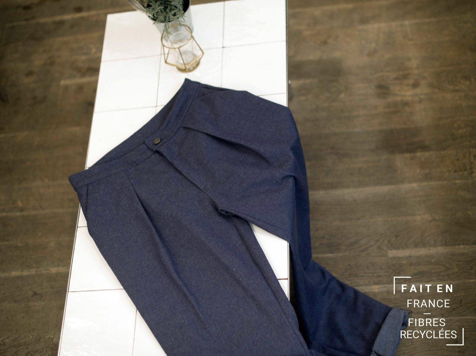 WYLDE - Les Essentiels - naturemorte pantalon chino