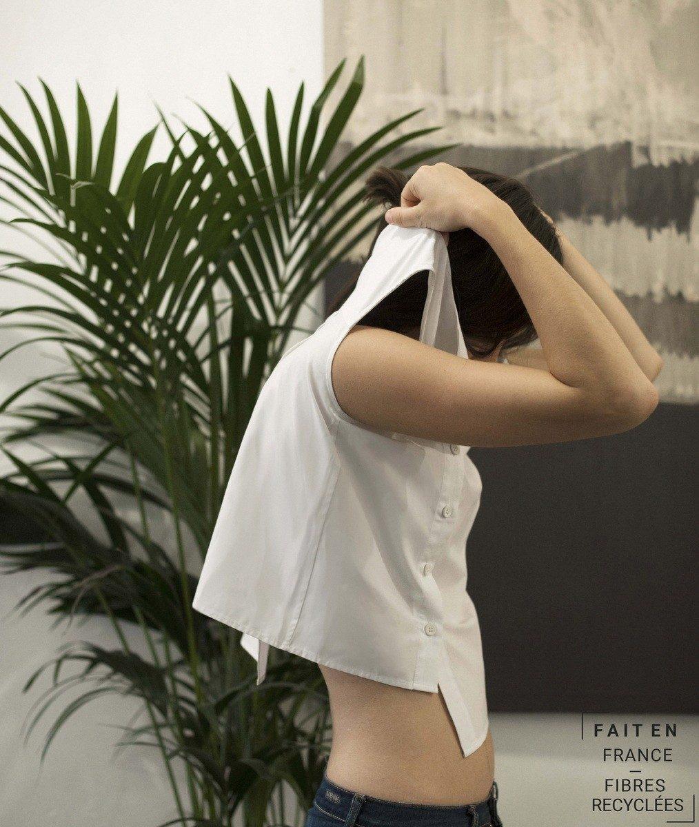WYLDE - Les Essentiels - top lamya desabille corps
