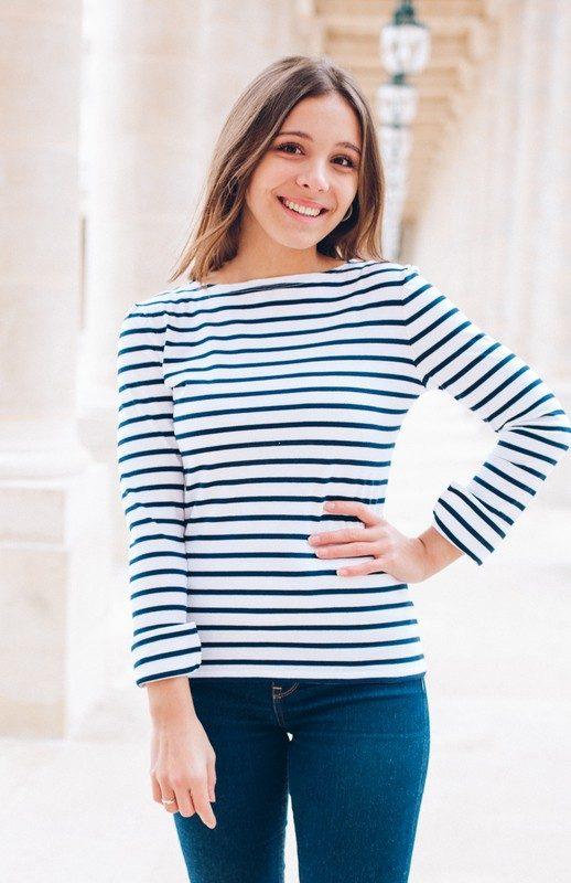 Mlle Paris Mariniere 1