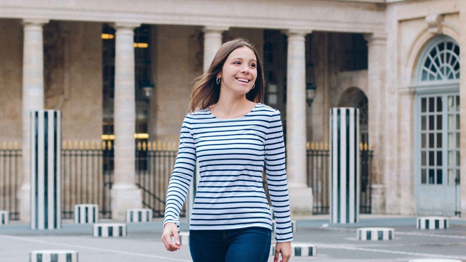 Mlle Paris Mariniere header