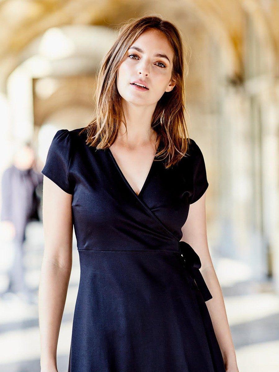 Mlle Paris - Robe Emmanuelle - close 2