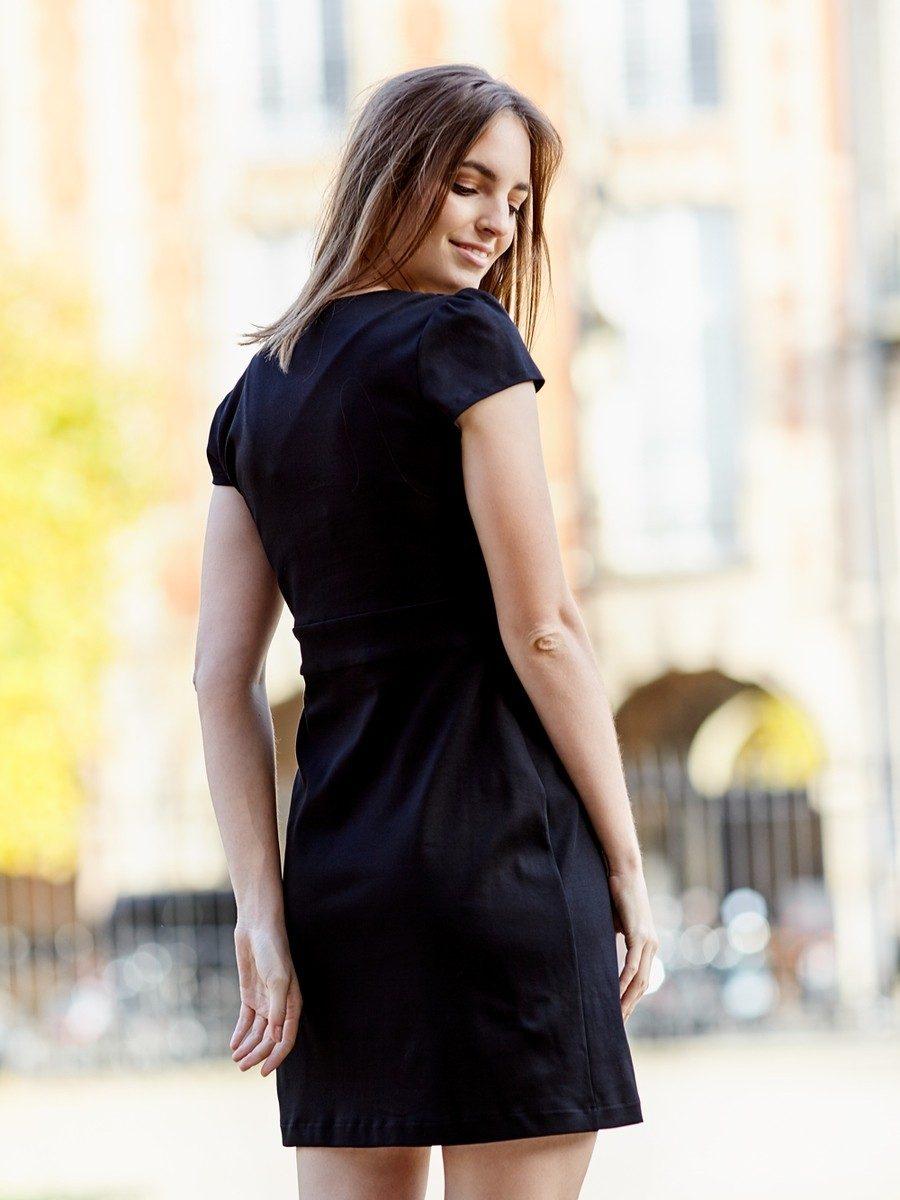 Mlle Paris - Robe Gabrielle - close back