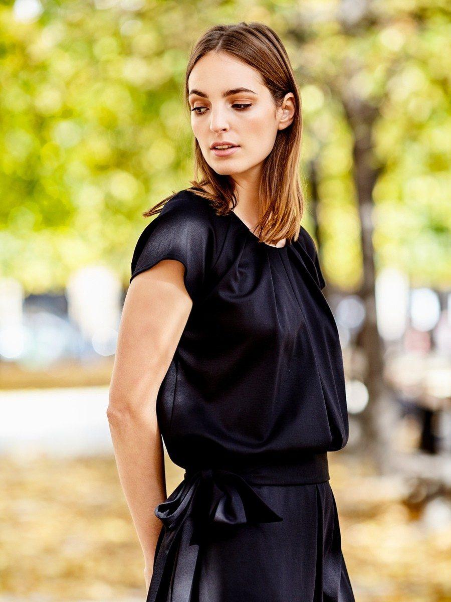 Mlle Paris - Robe Raphaelle - ceinture close back