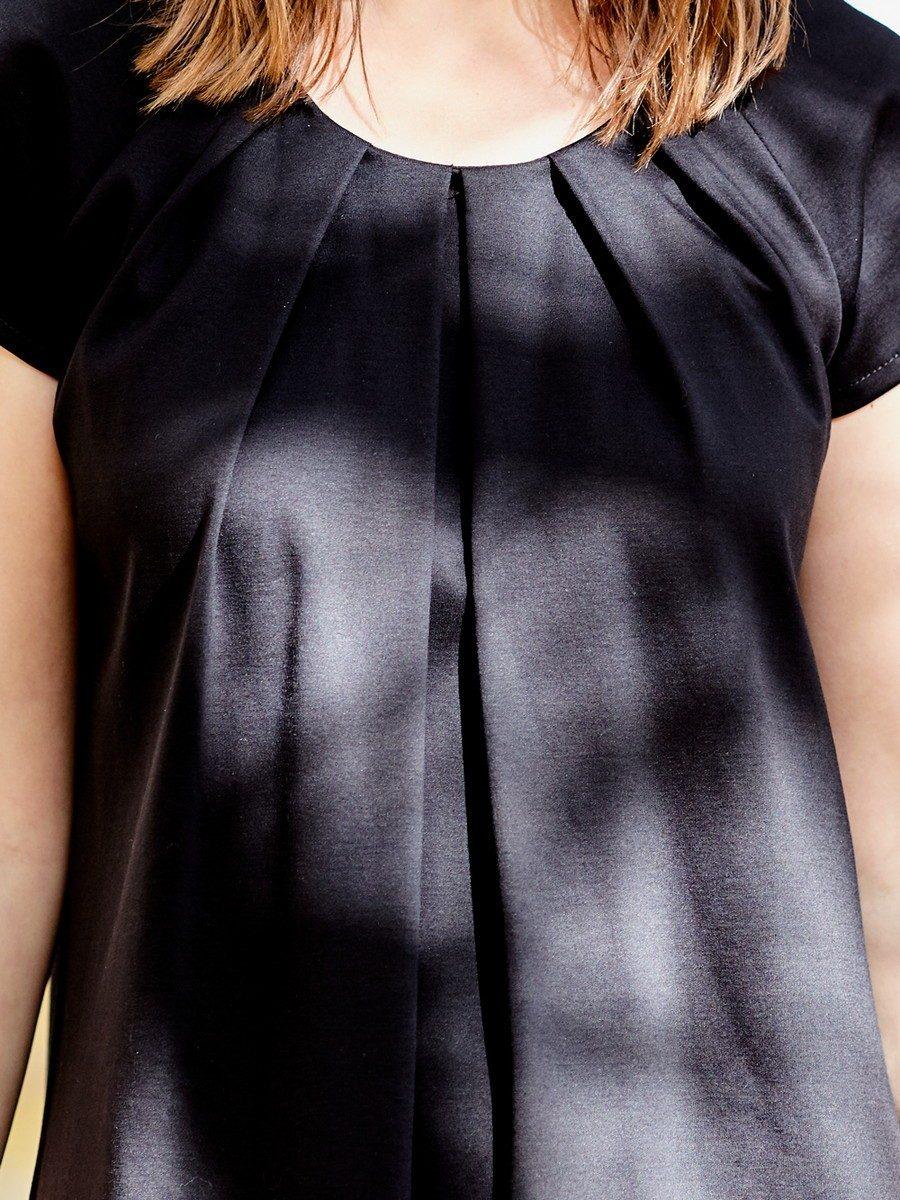 Mlle Paris - Robe Raphaelle - closeup