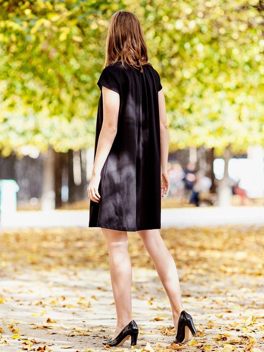 Mlle Paris - Robe Raphaelle - large back