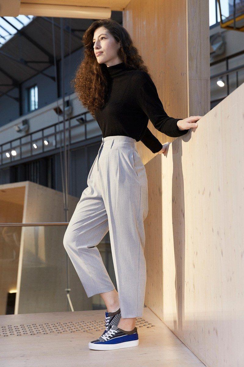 UMOJA - sneaker modele singou - CHARLAINE CROGUENNEC