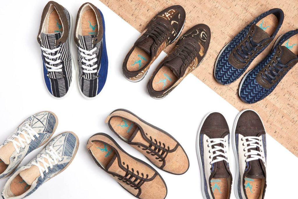 UMOJA sneakers RS - CHARLAINE CROGUENNEC