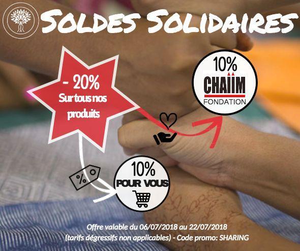 Soldes Fibre Bio Chaiim 2018
