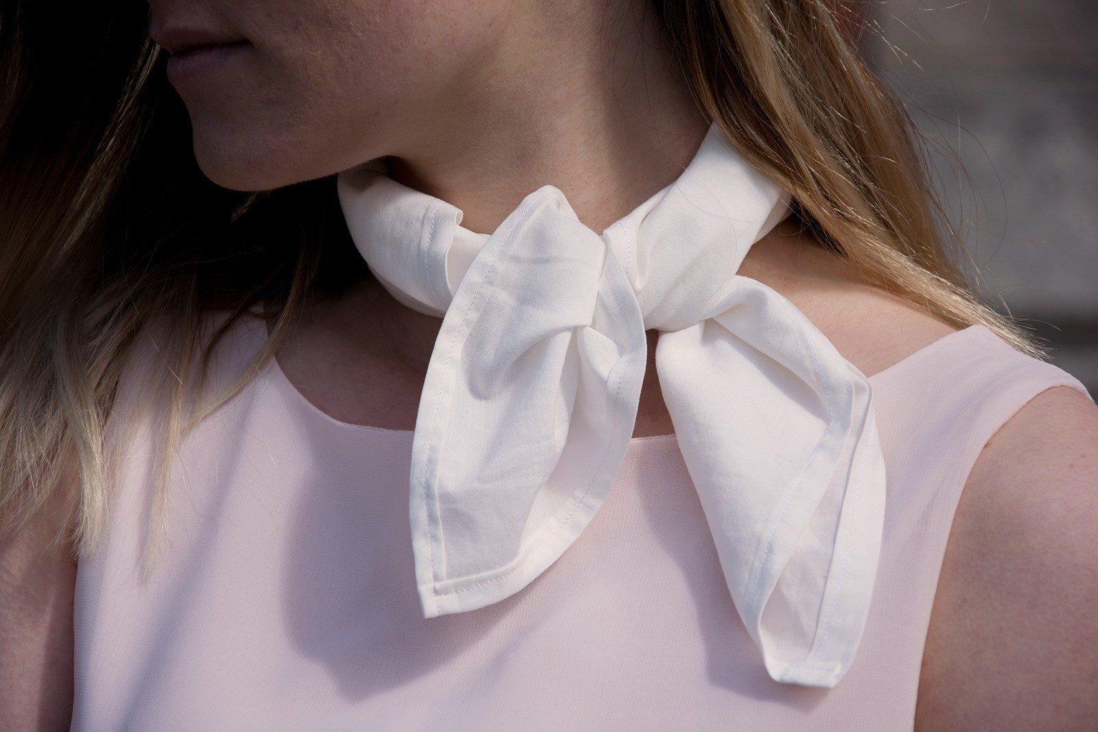 Teinture vegetale - Fibre Bio - foulard