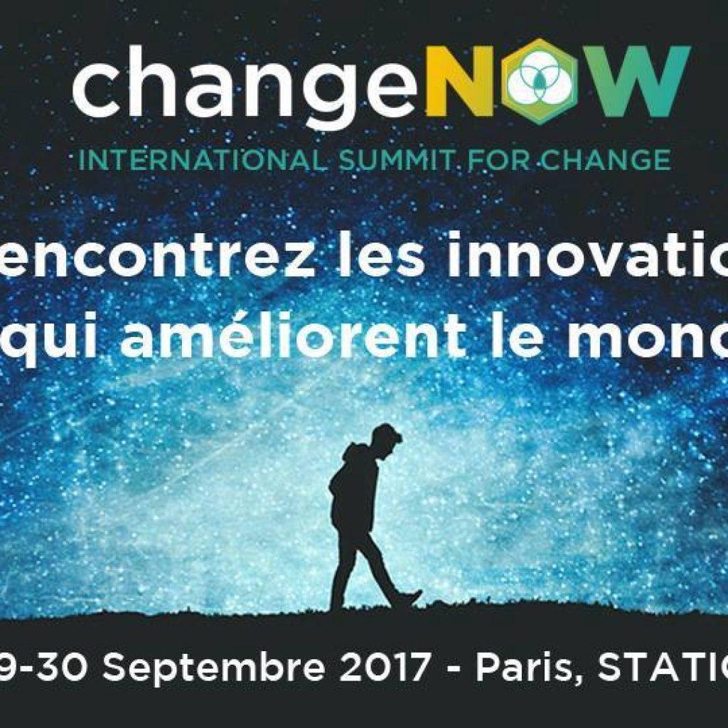 ChangeNOW Summit 2018