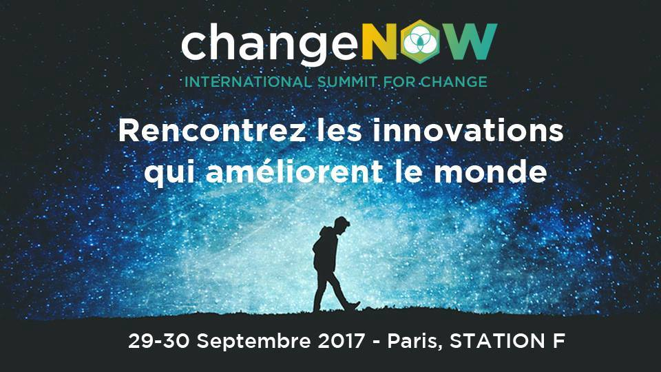 ChangeNOW Summit 2018