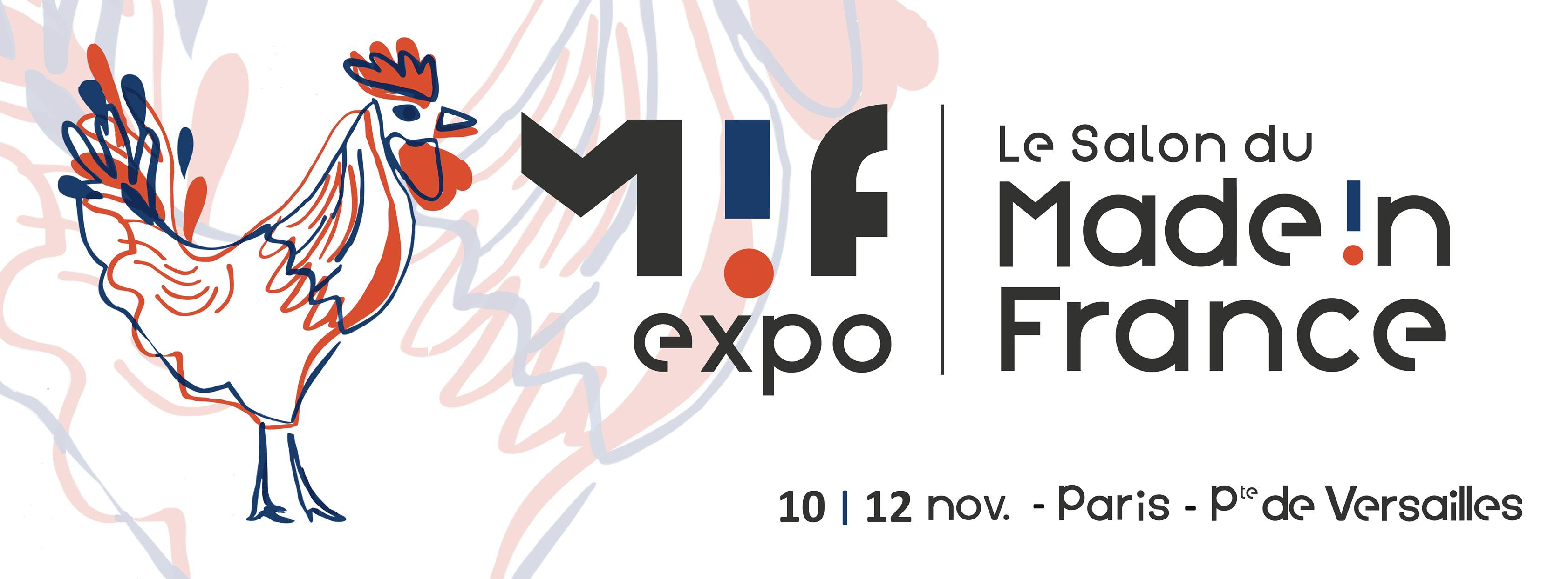 event / paris] salon du made in france 2018 - sloweare