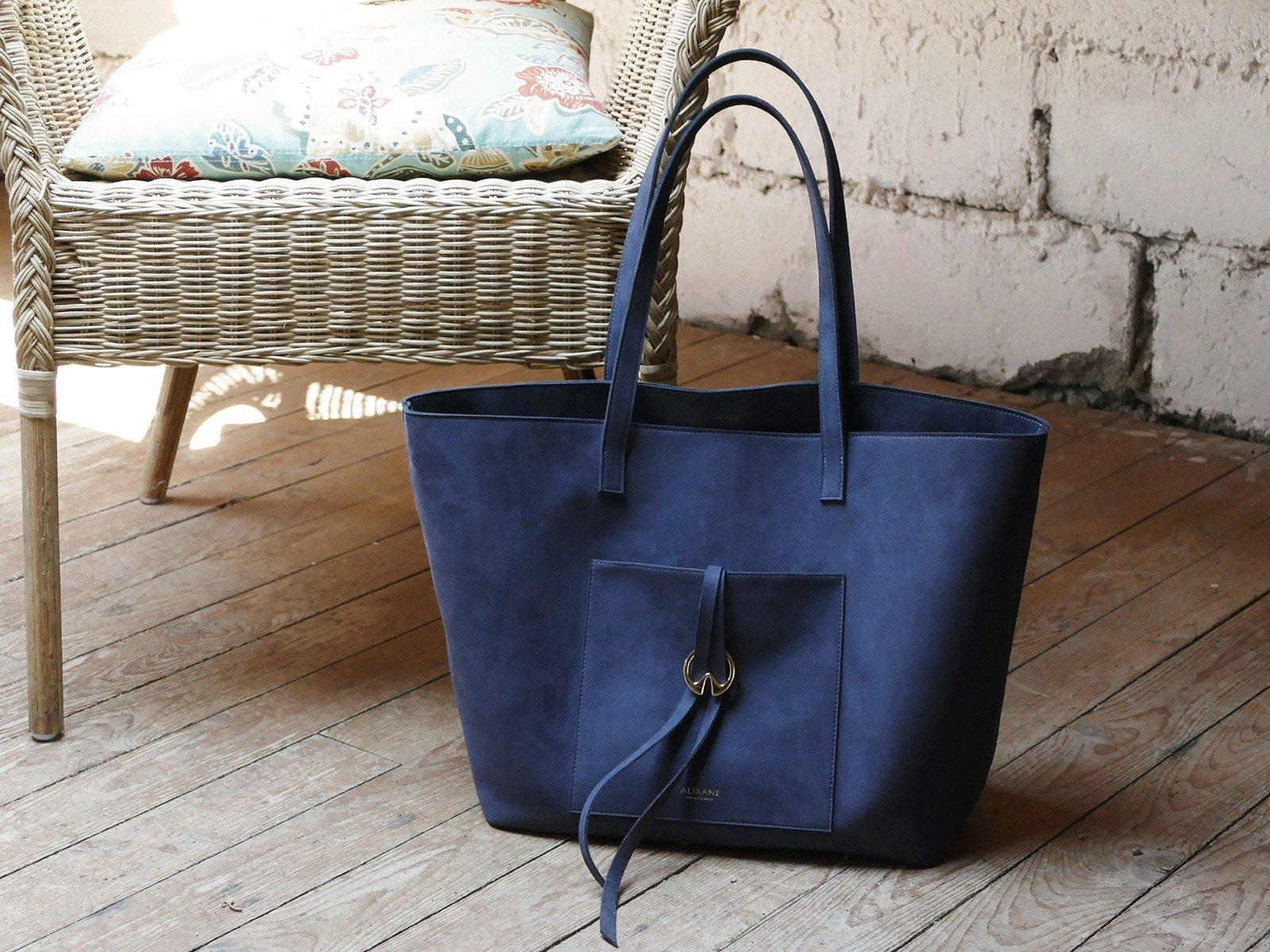 Alixane - sac Maxime bleu