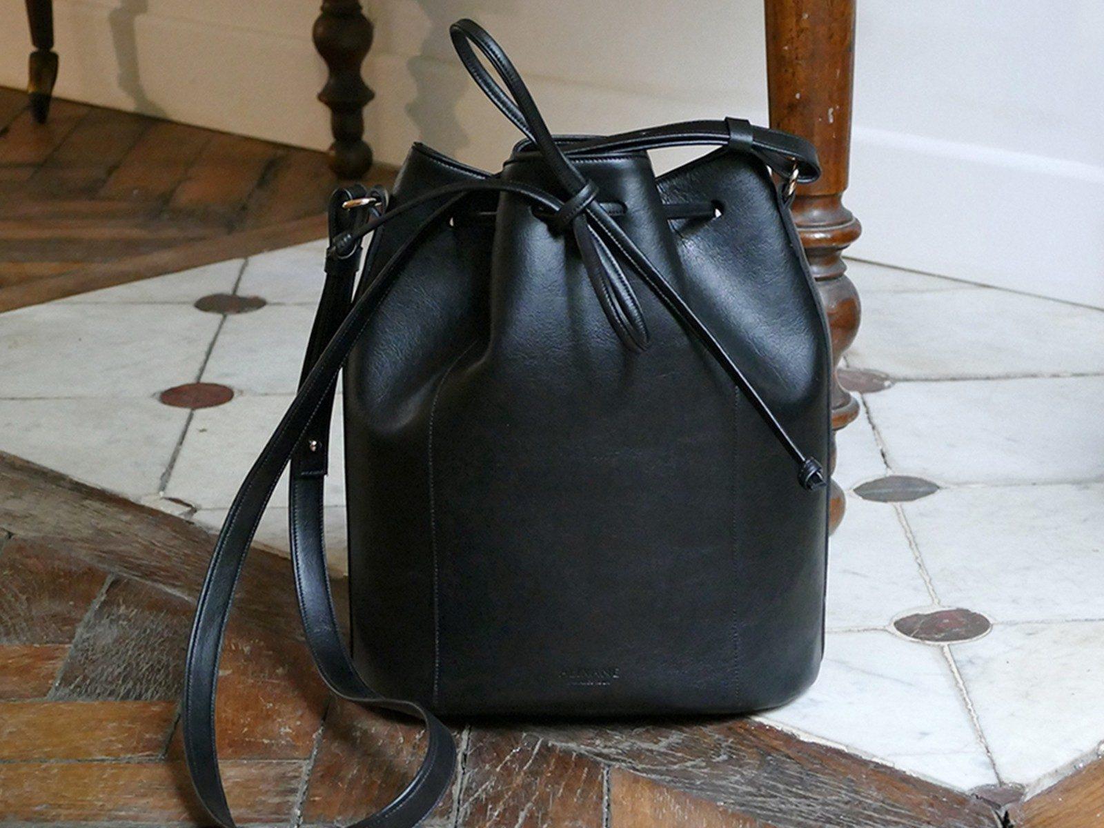 Alixane - sac Raphael noir
