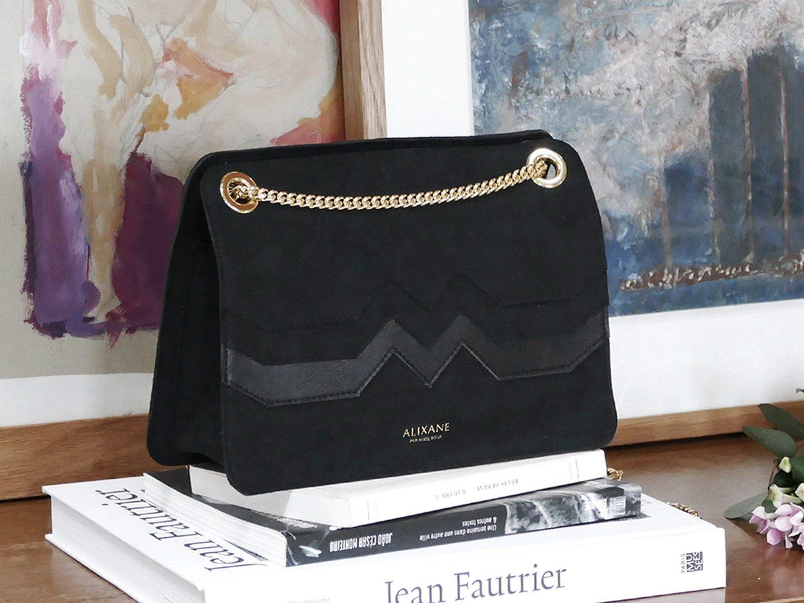 Alixane - sac Venezia noir