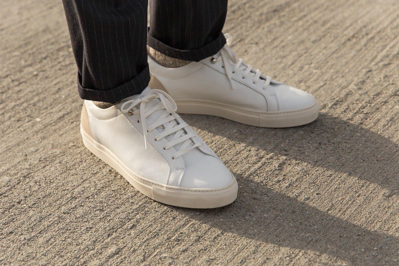 Bonnegueule - Sneakers - Minimalistes - Blanches - Homme