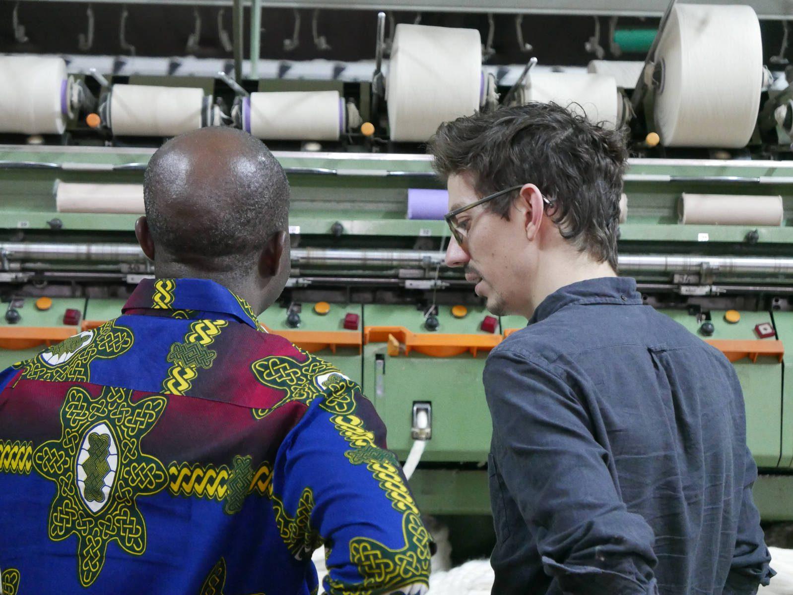 Interview Vulfran de Richoufftz et Hugues Didier (Panafrica)