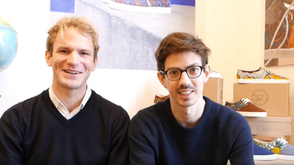 Vulfran de Richoufftz et Hugues Didier - PANAFRICA