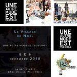 Le Village de Noël d'Une Autre Mode Est Possible