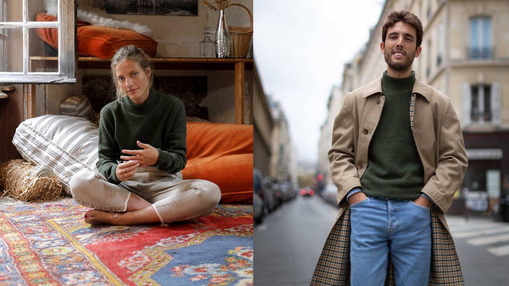 header pulls - pull ethique eco responsables sloweare laine recyclee coton bio