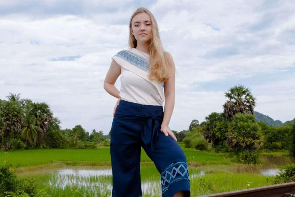 MUUDANA Mode responsable - Lookbook Collection 2019