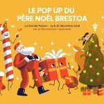 [Brest] Le Pop Up Du Père Noël Brestoa